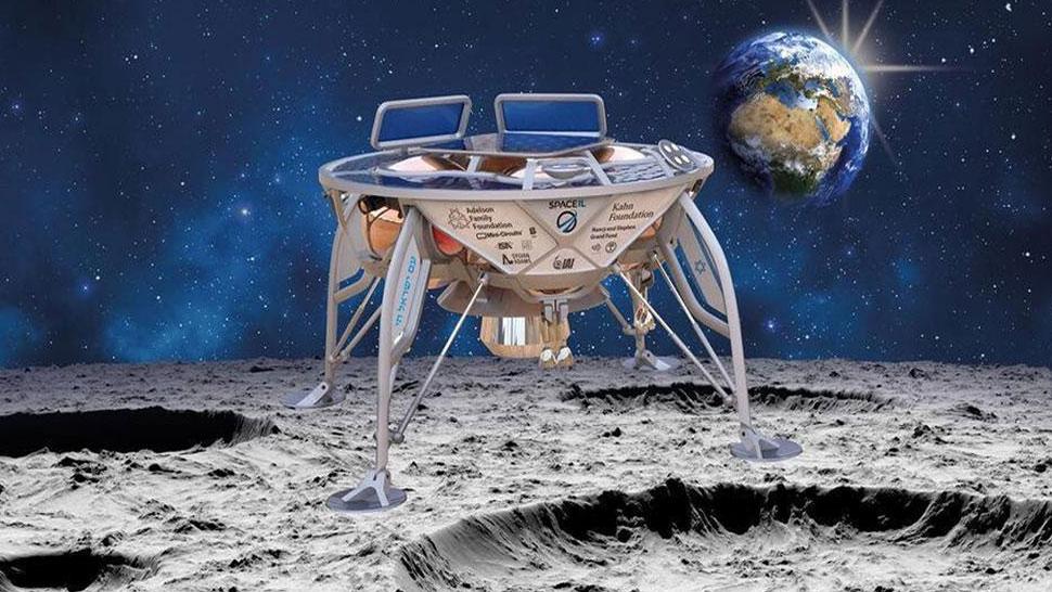 चंद्रमा की सतह पर उतरने वाला चौथा देश बना इजरायल, SpaceX ने की मदद