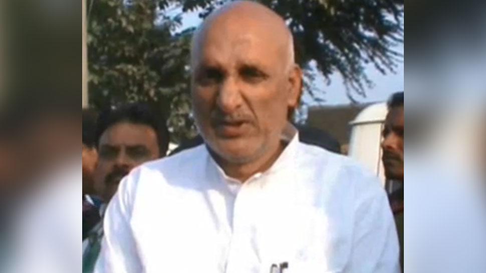 DELHI एयरपोर्ट पर कारतूस के साथ पकड़े गए विधायक बोले- 'RJD से हूं इसलिए मामला नहीं दबा'