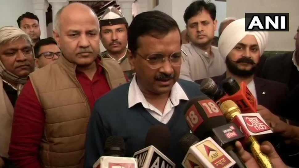 दिल्ली: पूर्ण राज्य के दर्जे की मांग के साथ केजरीवाल 1 मार्च को करेंगे भूख हड़ताल