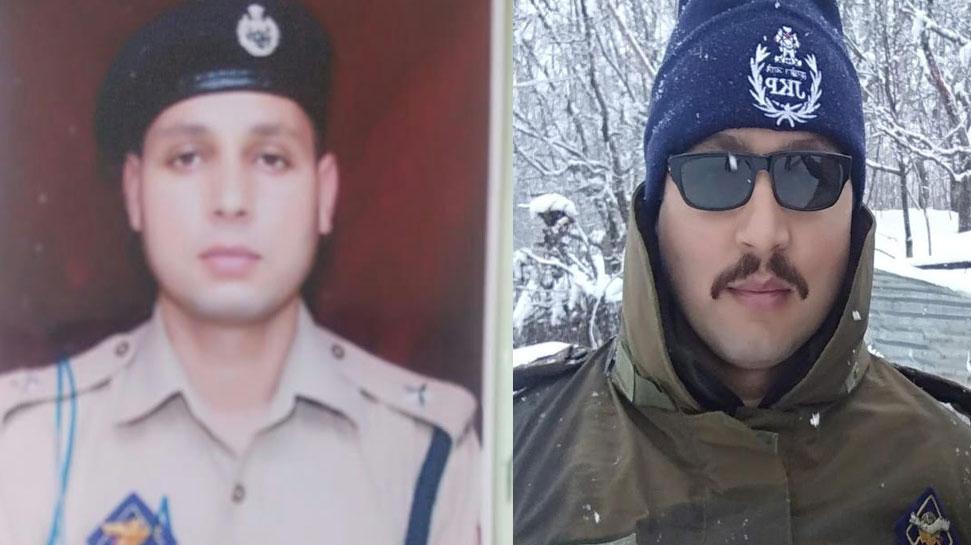 2 सरकारी नौकरियां छोड़ पुलिस में आए थे शहीद DSP अमन ठाकुर, शेर-ए-कश्मीर का मिला था सम्मान
