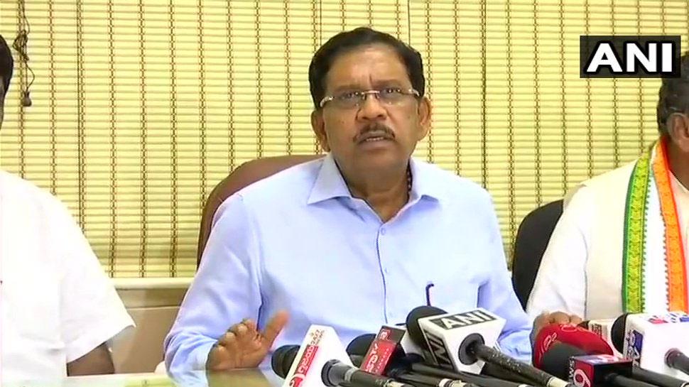 कर्नाटक के डिप्टी CM बोले, 'कांग्रेस में कुछ लोग दलित विरोधी, तभी मैं और खड़गे नहीं बन पाए CM'