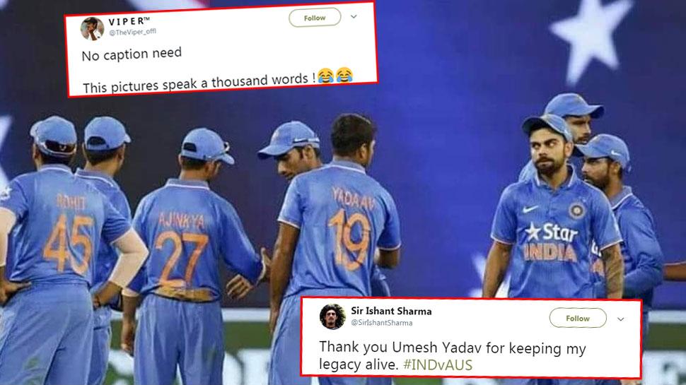 गेंदबाज उमेश यादव बने T20 की हार के 'विलेन', यूजर्स बोले- 'तुमसे न हो पाएगा'