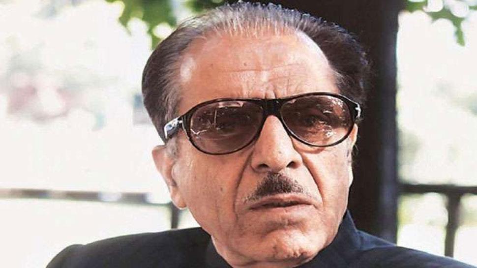 अनुच्छेद 370 हटने पर भारत का कश्मीर से रिश्ता टूट जाएगा: कांग्रेस नेता सैफुद्दीन सोज का विवादित बयान