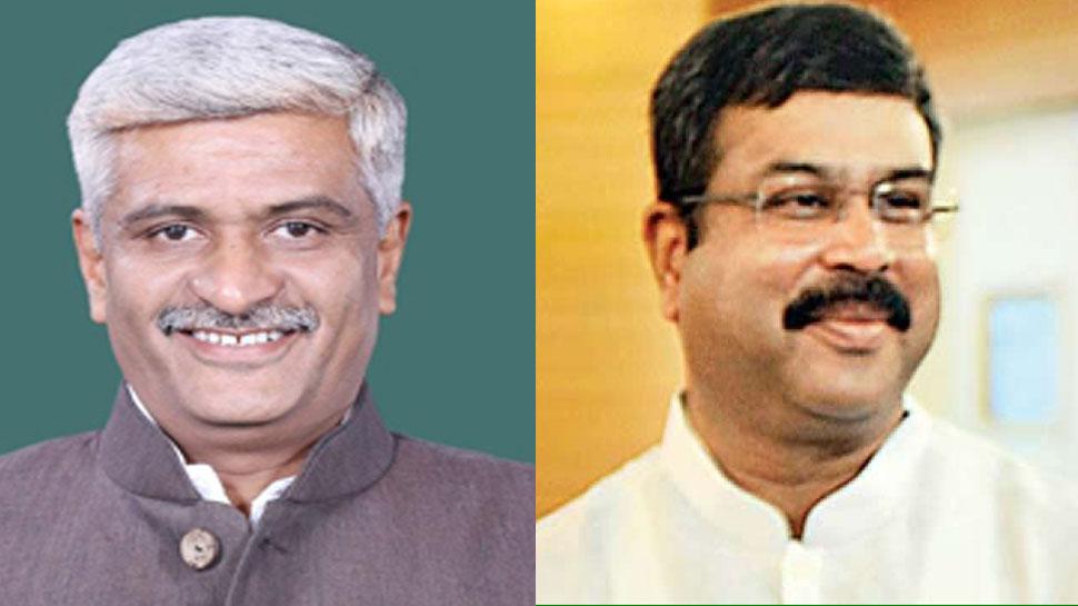 केंद्र के मंत्रियों का आरोप, BJD सरकार नहीं चाहती किसानों का हित
