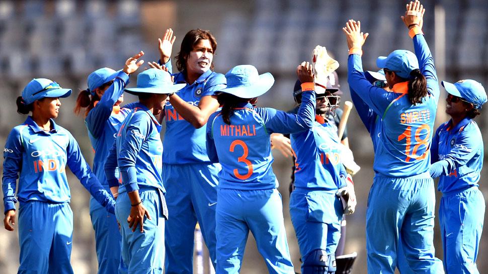 INDWvsENGW: भारत ने इंग्लैंड को 7 विकेट से हराया, लगातार चौथी वनडे सीरीज जीती