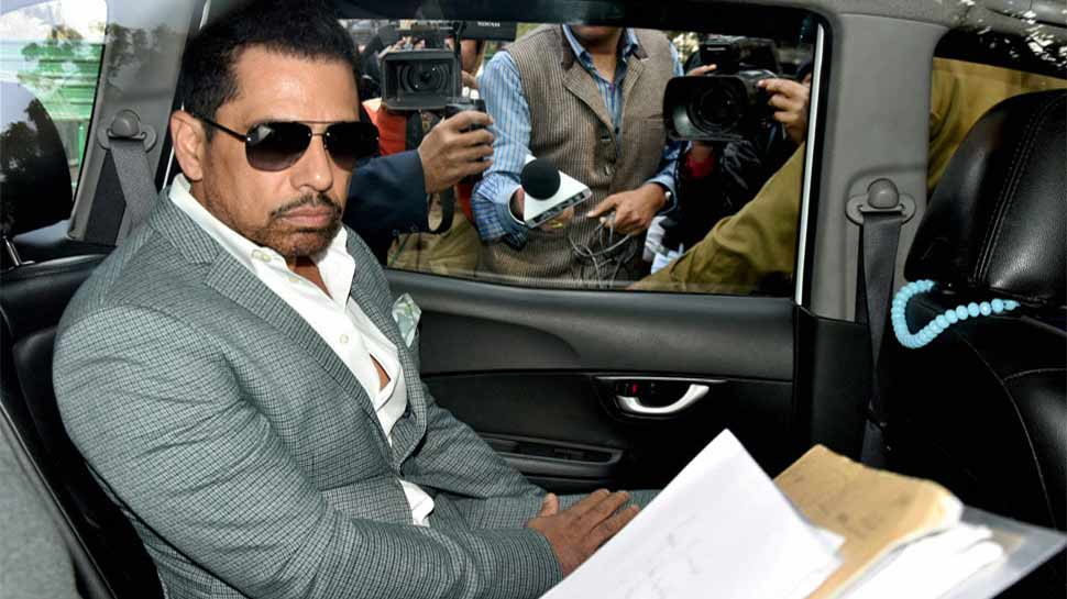 रॉबर्ट वाड्रा को अदालत से बड़ा झटका, पूछताछ पर रोक लगाने से किया इनकार