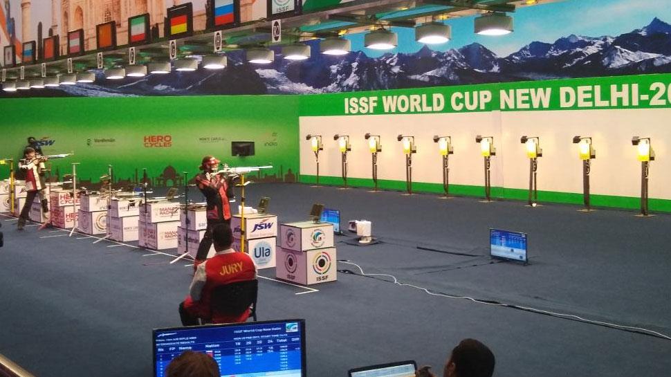 निशानेबाजी: कामेन्स्की ने जीता 10 मीटर एयर राइफल में गोल्ड, भारत को निराशा