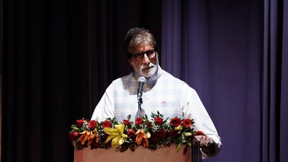 महिलाओं के प्रति भेदभाव के खिलाफ अमिताभ बच्चन ने कहा- 'इसके लिए लड़ता रहूंगा'