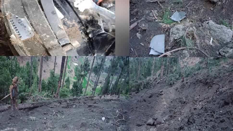 PoK में भारतीय वायुसेना ने आतंकी कैंपों पर 'इन बमों' से मचाई तबाही, ऑपरेशन की वीडियो रिकॉर्डिंग की गई