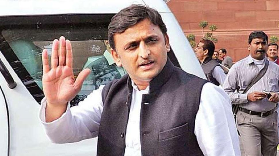 BSP से गठबंधन पर बोले अखिलेश यादव, 'हमारा मकसद देश को नया PM देना है'