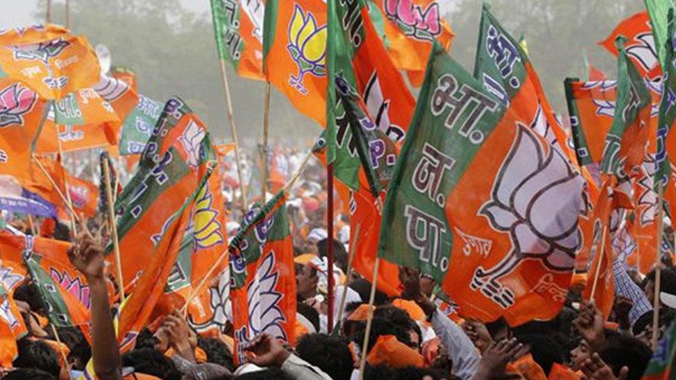 बीजेपी आज यूपी के गाजीपुर से शुरू करेगी देशव्यापी 'कमल ज्योति अभियान'