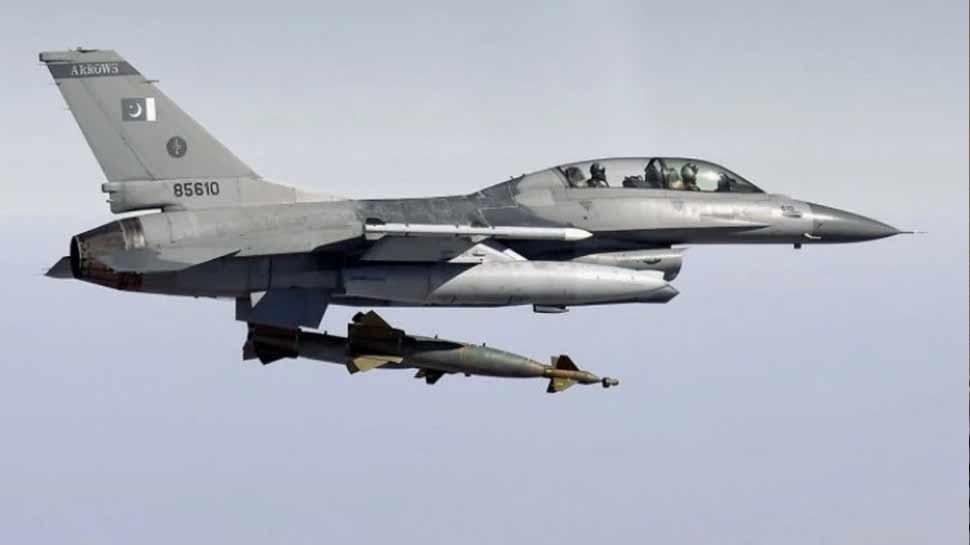 भारतीय सीमा में घुस आया था पाकिस्तानी लड़ाकू विमान F-16, वायुसेना ने किया ढेर