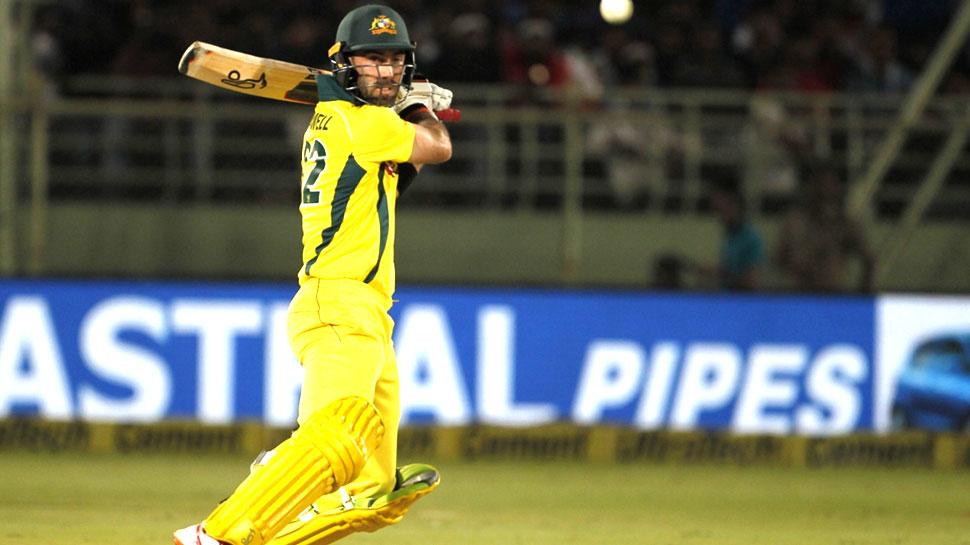 INDvsAUS: ग्लेन मैक्सवेल ने शतक जमाकर ऑस्ट्रेलिया को ऐतिहासिक जीत दिलाई