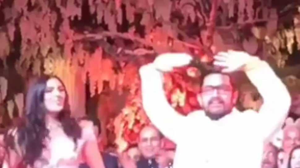 INSIDE VIDEO: आकाश अंबानी की प्री-वेडिंग में हुआ धमाल, आमिर-शाहरुख ने लगाए चार चांद