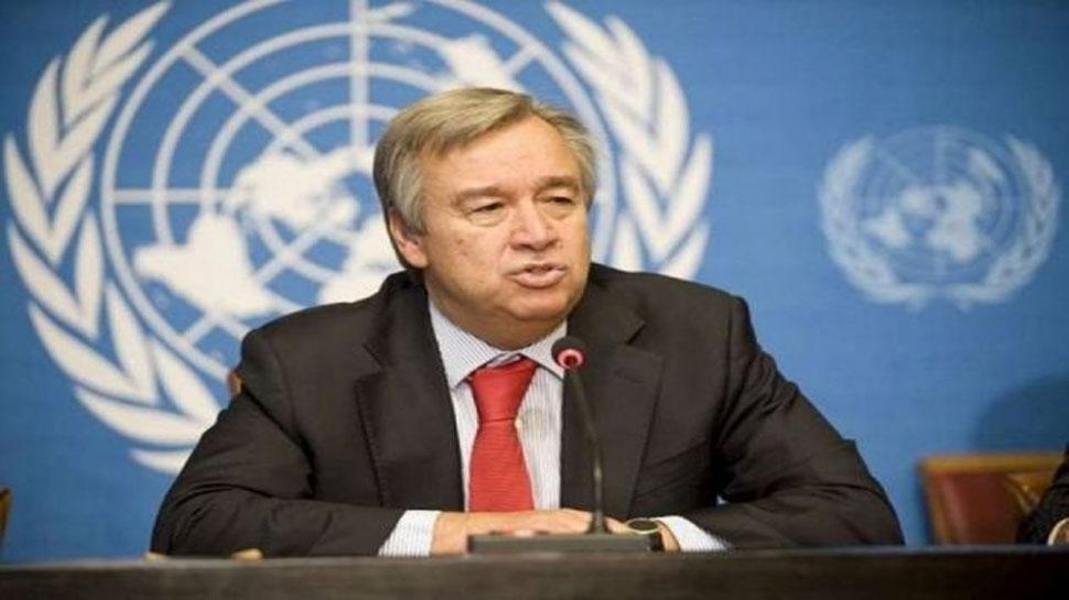 भारत-पाकिस्तान के बीच तनाव की स्थिति गंभीर- संयुक्त राष्ट्र प्रमुख