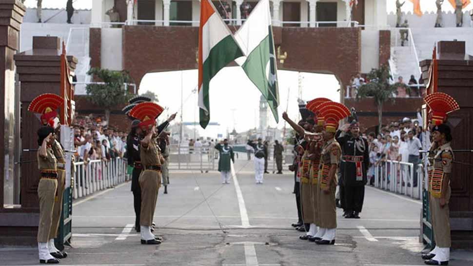 जिस अटारी-वाघा बॉर्डर से भारत लौटेंगे विंग कमांडर अभिनंदन, क्या आप उसकी कहानी जानते हैं...