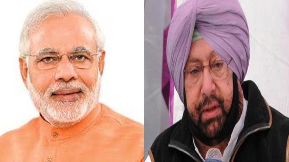 कैप्टन अमरिंदर ने PM मोदी से कहा, 'अभिनंदन को रिसीव करने जाना मेरे लिए सम्मान की बात होगी'
