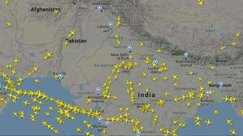 पाकिस्तान ने 4 मार्च तक पंजाब प्रांत में एयरस्पेस को किया बंद, सभी उड़ानें रद्द