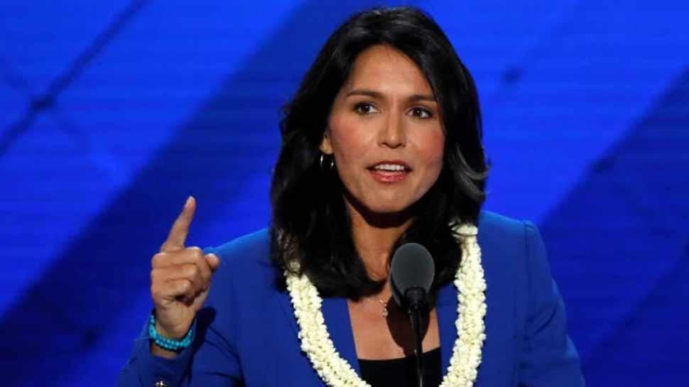 अमेरिका की पहली हिंदू महिला सांसद बोलीं, 'आतंकवादियों के खिलाफ खड़े हों पाकिस्तानी नेता'