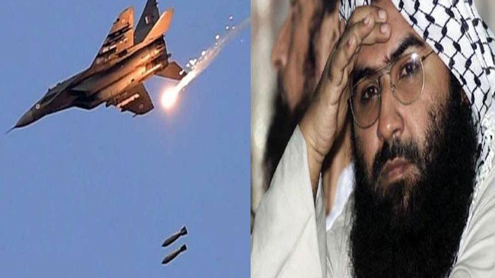 जैश-ए-मोहम्मद ने माना, भारत ने PoK में तबाह किए उसके आतंकी कैंप