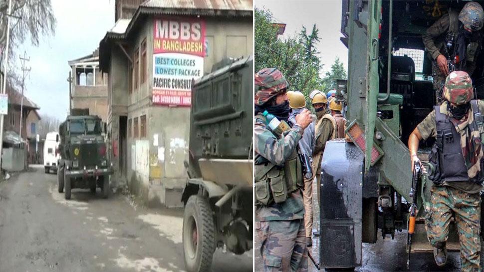 J&K: आईपीएस अधिकारी के भाई के साथ बना था आतंकी, सुरक्षाबलों ने मुठभेड़ में किया ढेर