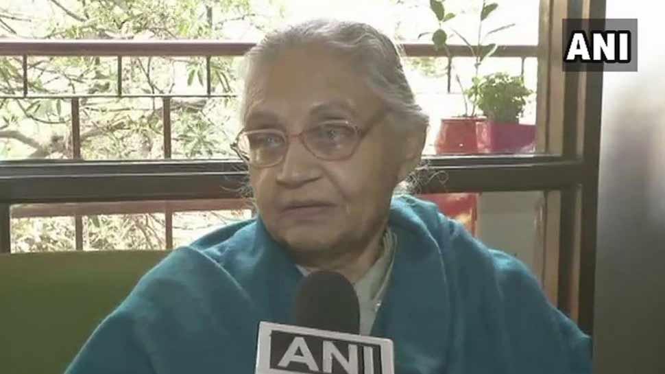 'AAP के साथ नहीं होगा गठबंधन', राहुल गांधी के साथ बैैठक के बाद बोलीं शीला दीक्षित