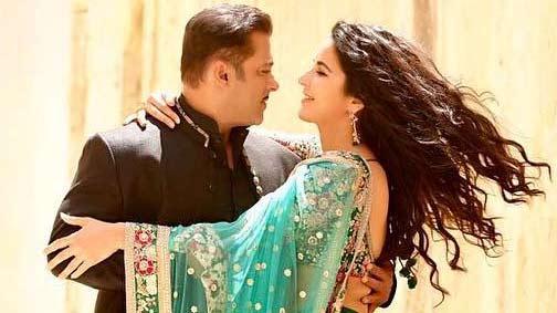 कैटरीना कैफ ने शेयर की सलमान खान के साथ PHOTO, खत्म हुई 'भारत' की शूटिंग