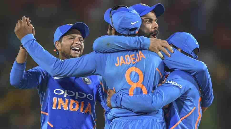INDvAUS 2nd ODI: भारत की 8 रन से रोमांचक जीत, सीरीज में 2-0 से बनाई बढ़त