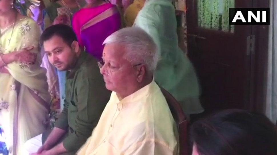 बिहार : लालू यादव के पारिवारिक मसले पर JDU विधायक ने दिया विवादित बयान