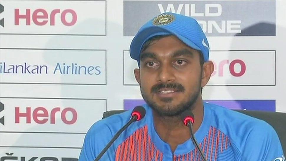 INDvsAUS: मैं हमेशा से इसी तरह के मौके की तलाश कर रहा था: विजय शंकर