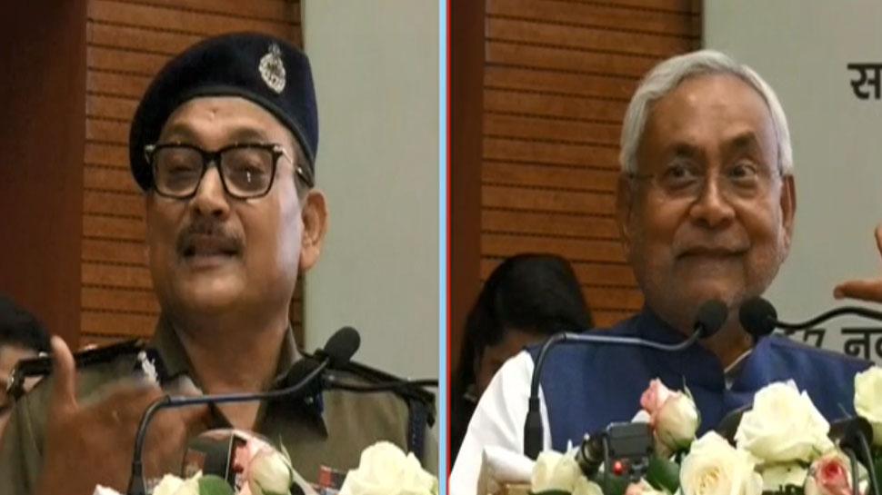 सीएम नीतीश कुमार ने DGP को दी नसीहत, कहा- 'पब्लिसिटी से बचें और काम करें'