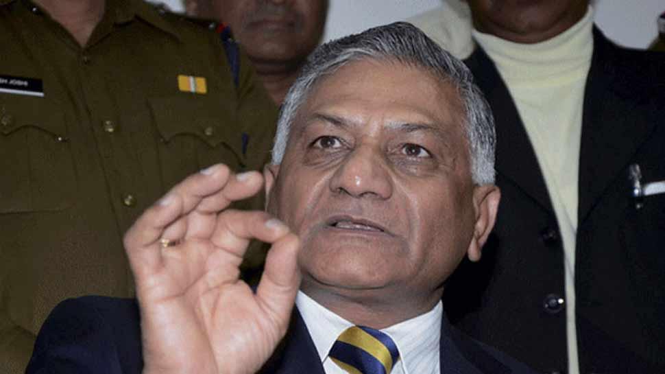 केंद्रीय मंत्री वीके सिंह बोले, 'भारत, इजराइल नहीं बन सकता और ना ही बन पाएगा'