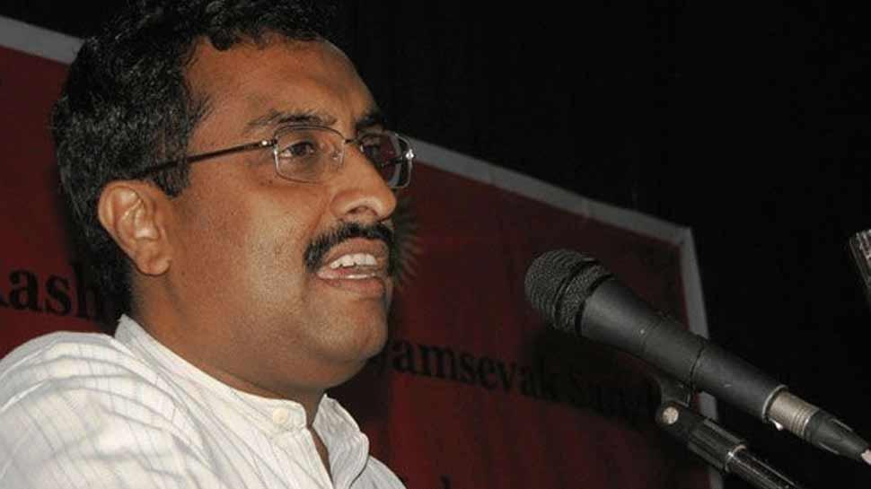 बीजेपी महासचिव राम माधव बोले, 'पीएम मोदी के शासन में पूरी तरह बदल चुका है भारत'