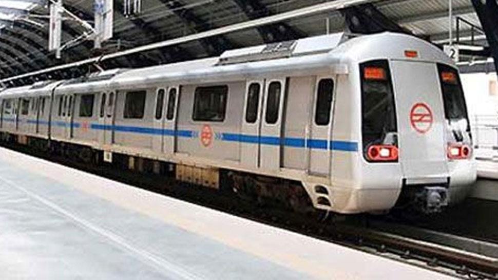 नोएडा: दिल्ली मेट्रो के ब्लू लाइन विस्तार को मंजूरी, कल PM मोदी कर सकते हैं शुरू
