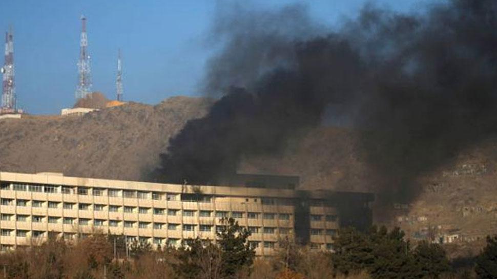 काबुलः राजनीतिक सभा के पास हुआ धमाका, चारों तरफ मची अफरा-तफरी