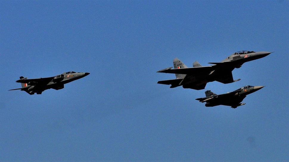 वायुसेना का बड़ा बयान, 'पाकिस्तान से किसी भी तरह के खतरे से निपटने के लिए हम तैयार'