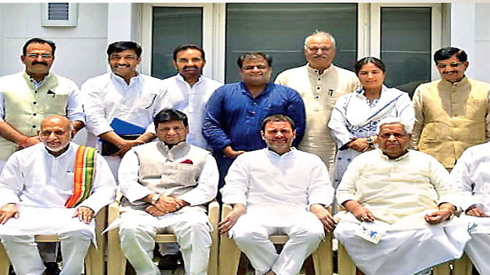 बिहार में कांग्रेस सीट शेयरिंग को लेकर तैयार कर रही है 'प्लान बी'!