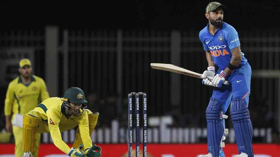 INDvAUS 3rd ODI: तीसरे वनडे में भारत की 32 रन से हार, कोहली का 41वां शतक बेकार