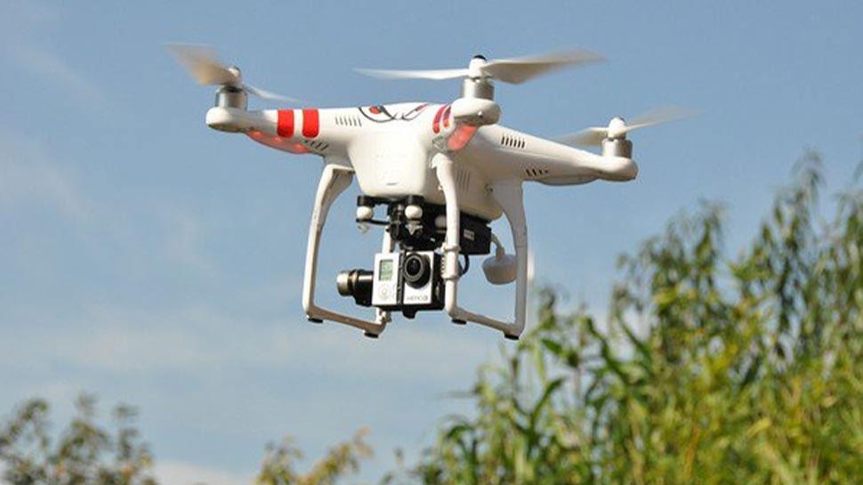 श्रीगंगानगर: पाकिस्तानी ड्रोन ने दूसरी बार राजस्थान की सीमा में घुसने की कोशिश की: BSF