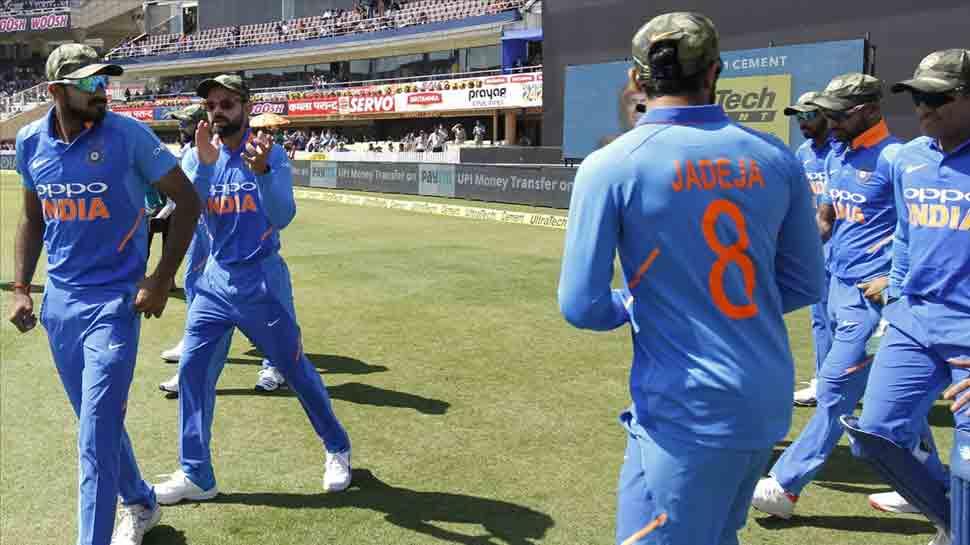 भारतीय खिलाड़ियों ने सेना की कैप पहनकर खेला मैच तो तिलमिलाया पाकिस्तान, बोला...