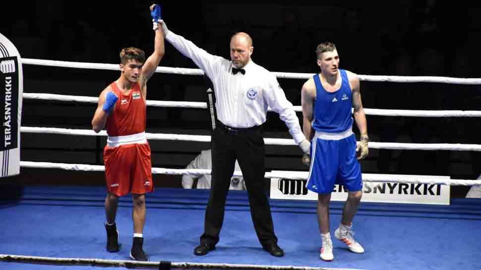 Boxing: शिवा थापा और सचिन समेत 6 भारतीय मुक्केबाजों ने बनाई सेमीफाइनल में जगह