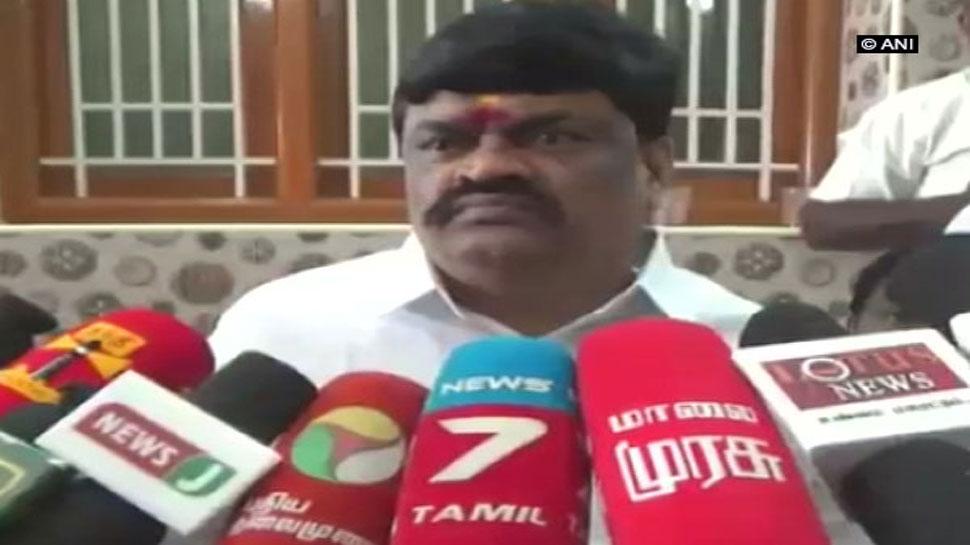 तमिलनाडु के मंत्री बोले, 'मोदी, हमारे पिता हैं, भारत के पिता हैं'