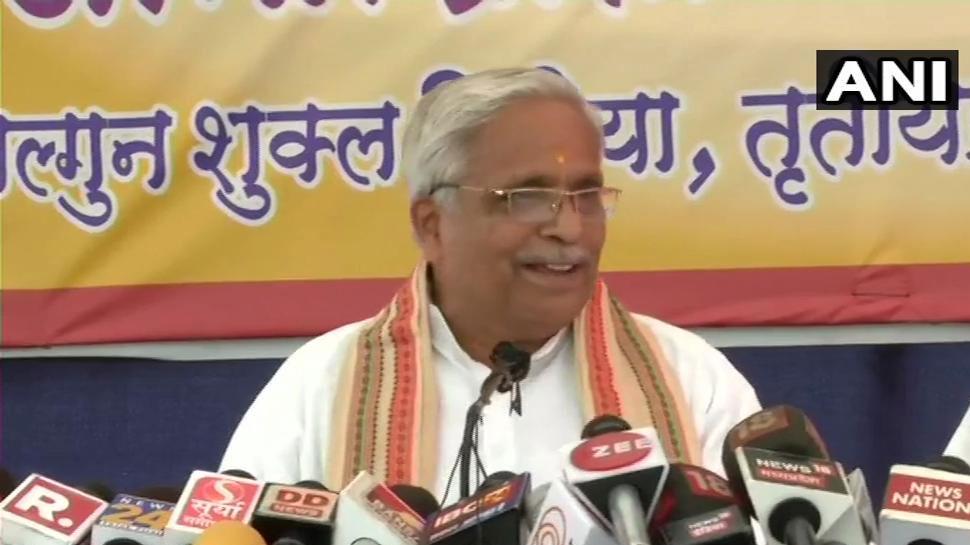 1980 से चालू है राम मंदिर निर्माण आंदोलन, जब तक नहीं बनेगा यह चालू रहेगा: भैयाजी जोशी