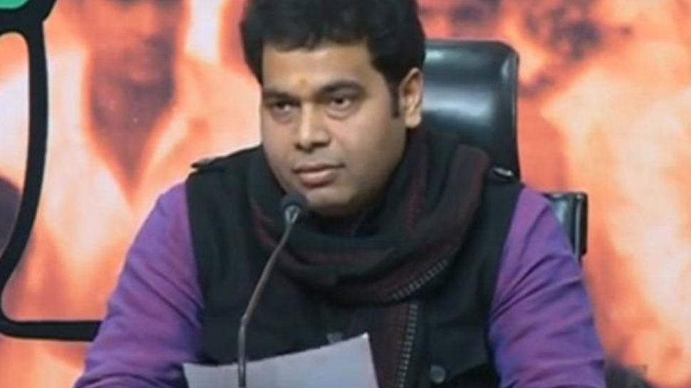 श्रीकांत शर्मा बोले, करारी हार के डर से बौखलाए हैं 'बुआ-बबुआ'