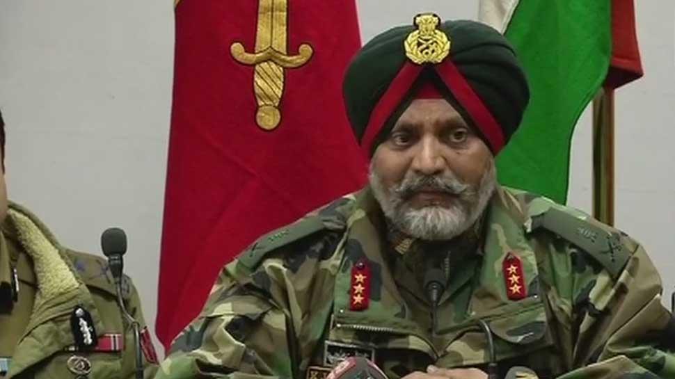 जम्मू-कश्मीर से जैश का सफाया करके रहेंगे, 21 दिन में 18 आतंकी मारे : सेना