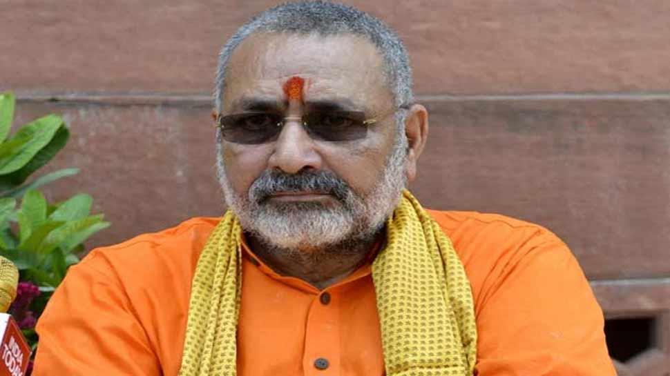 लोकसभा चुनाव 2019: बिहार में गिरिराज सिंह समेत 5 सांसदों का कट सकता है टिकट
