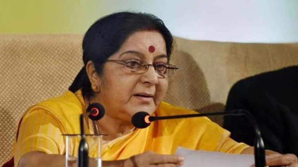 सुषमा स्वराज ने विमान दुर्घटना में मारे गए भारतीयों के परिवार को सभी सहायता देने का भरोसा दिया