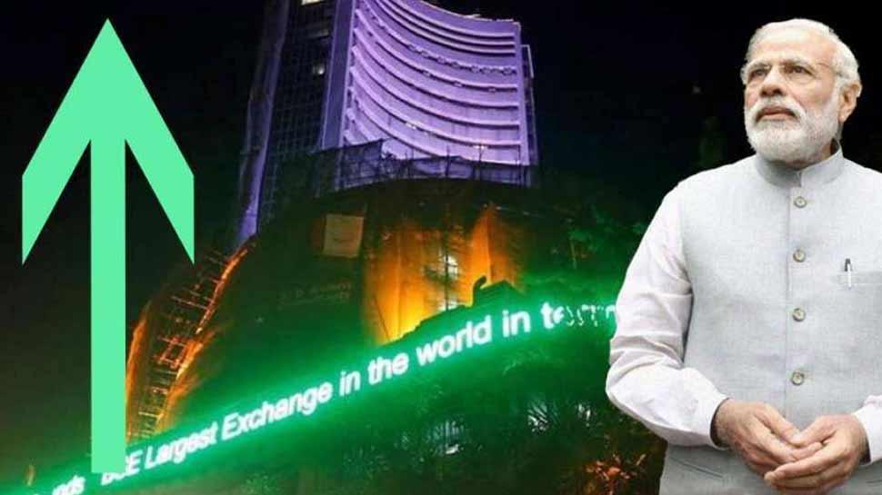 '2019 में बहुमत मिला तो झूमेगा शेयर बाजार, 47000 तक जा सकता है Sensex'