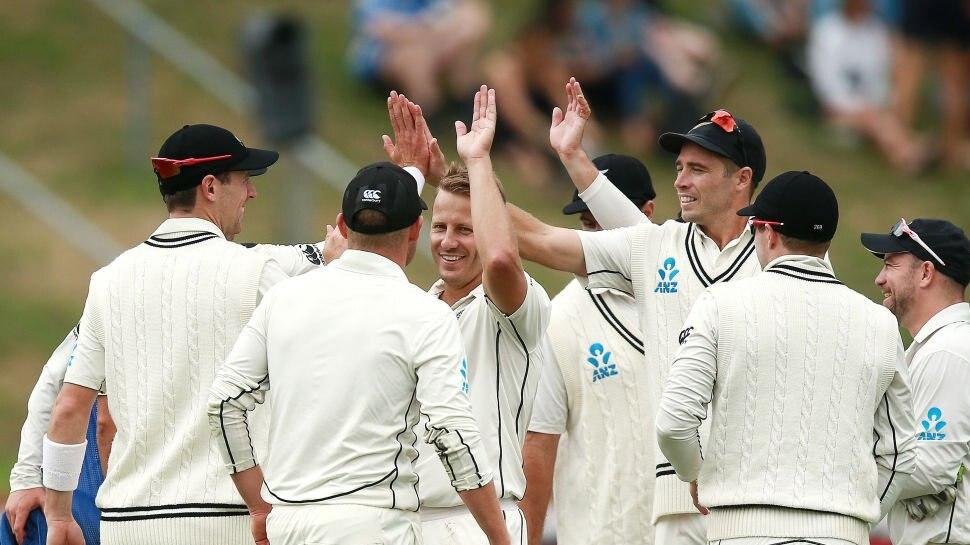 वेलिंग्टन टेस्ट : न्यूजीलैंड ने बांग्लादेश को पारी और 12 रन से हराकर बनाई अजेय बढ़त