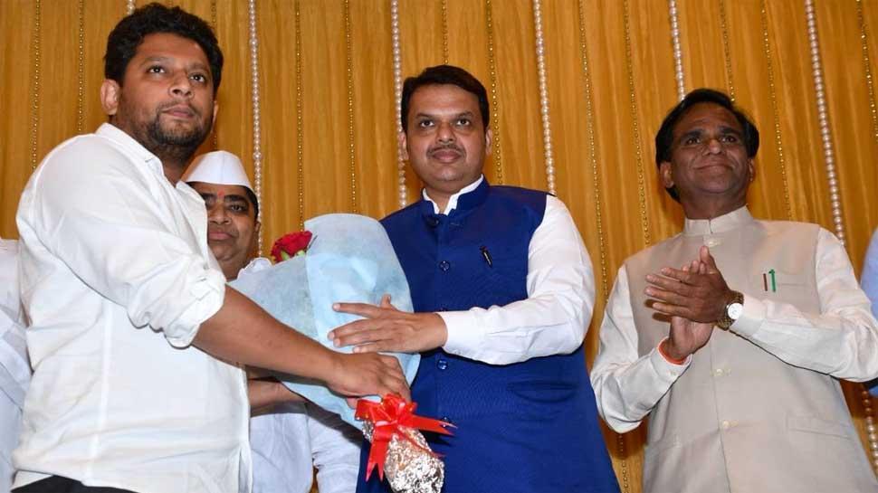 लोकसभा चुनाव 2019: तीन पीढ़ियां रहीं कांग्रेस में, अहमदनगर सीट के लिए सुजय पाटिल ने थामा बीजेपी का दामन